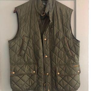 Polo Ralph Lauren Quilted Vest